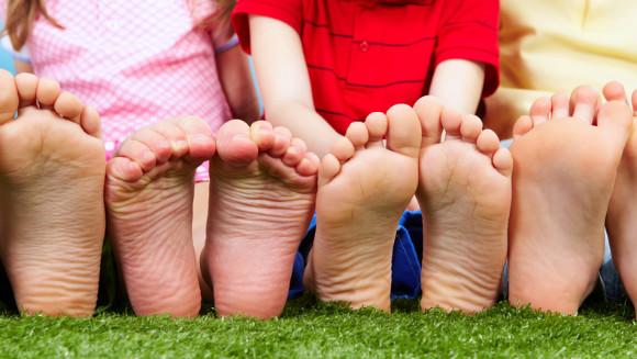 「子ども 足裏」の画像検索結果