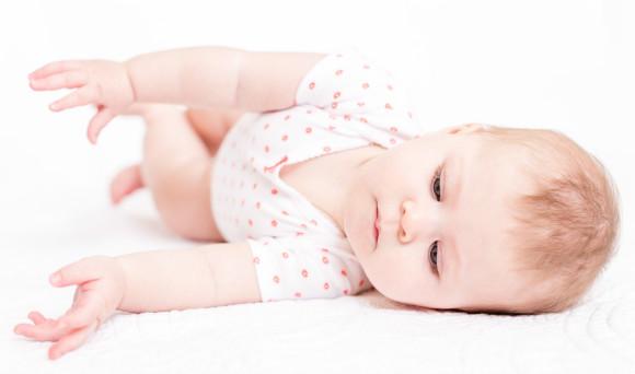 夜中になかなか寝ない赤ちゃん