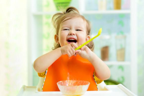 離乳食後期の子供の便秘対策