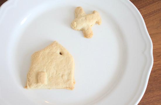クッキー状になるまで焼く0722-9