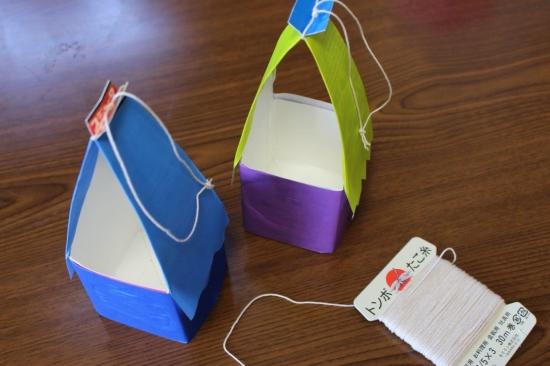 牛乳パックのおもちゃ1006-13