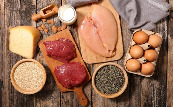 肉や魚、赤のグループの進め方とレシピ