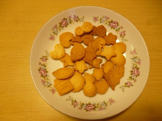 クッキーの作り方 1206-7