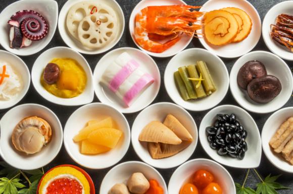 離乳食後期に食べられるおせちレシピ