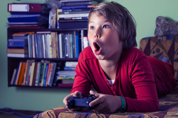 ゲーム依存症の子供