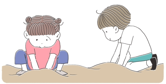 輪ゴム宝探し145121