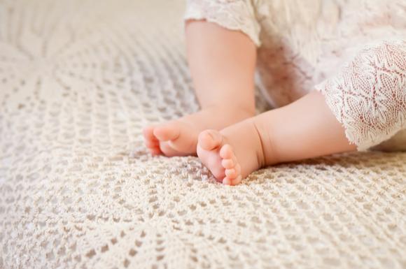 赤ちゃんの様子