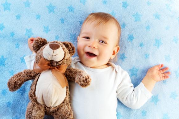 11ヶ月の赤ちゃんの様子