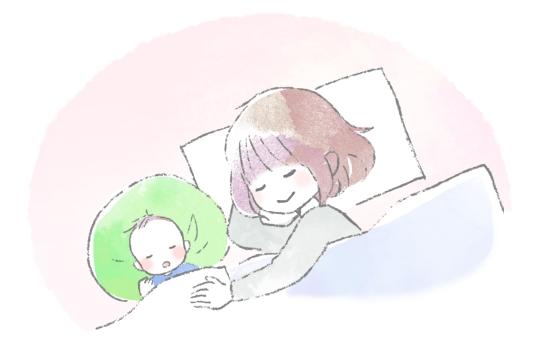 体を休めよう
