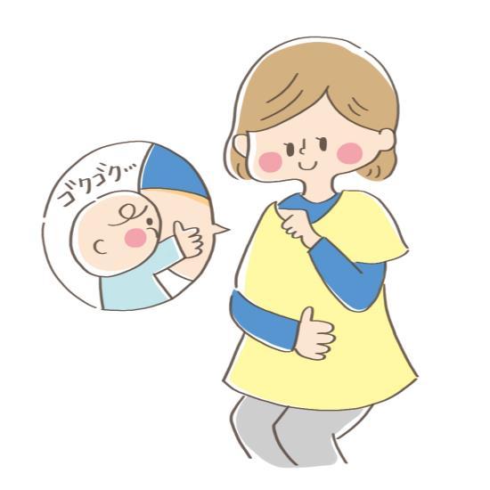 授乳ケープ