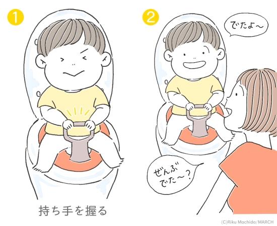 トイレトレーニングのやり方13067