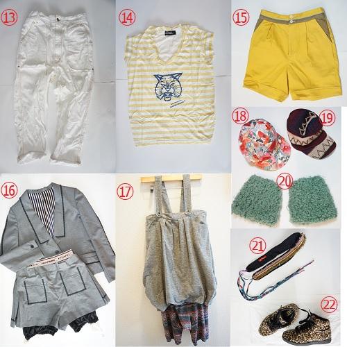 不用で売ろうと思っている服の画像3