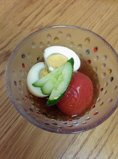 トマトおでんの画像