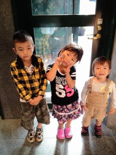 子連れで北海道旅行をしている時の思い出の画像