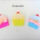 簡単!折り紙でカップケーキを折ってデコレーションを楽しもう